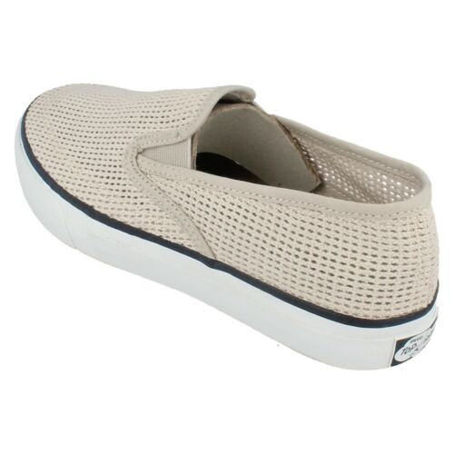 S Sperry Haut Tricot Nuage o Sider Pierre Textile Bateau À Enfiler Chaussures 0Nnwvm8