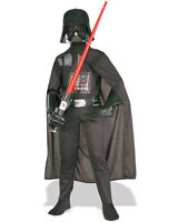 Darth Vader Kids Costume Star Wars Size Lg 12-14