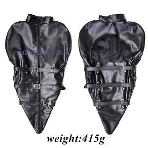 Straight jacket Escapology Restraint Jacket costume party restraint suit