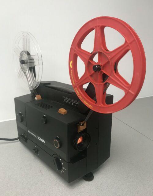 Bell & Howell 33 SR SUPER 8 Magnetic Sound Cine  PROJECTOR