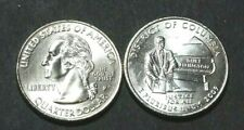 2009 State Quarters District of Columbia P/&D Uncirculated DC Quarters