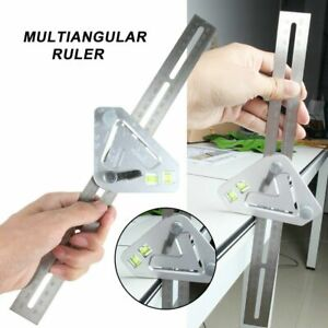 Woodworking-Marking-Tool-Carpentry-Measuring-Tool-Multi-Function-Angle-Ruler-Kit