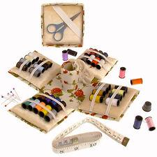 Sewing Kit Needlework Set 70PC Fold Up Box Storage