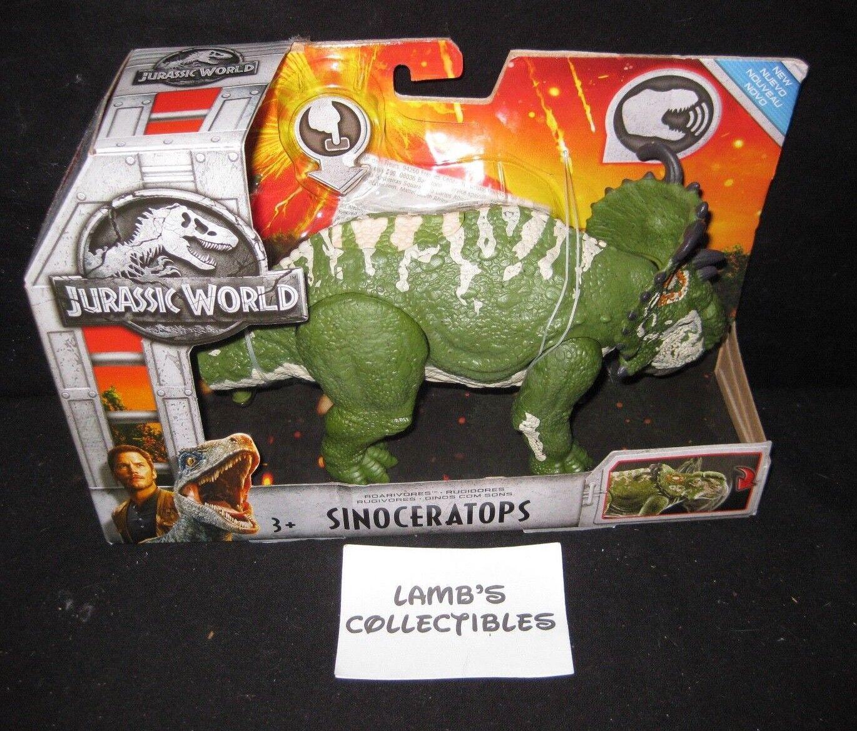 welt sinoceratops roarivores actionfigur mattel