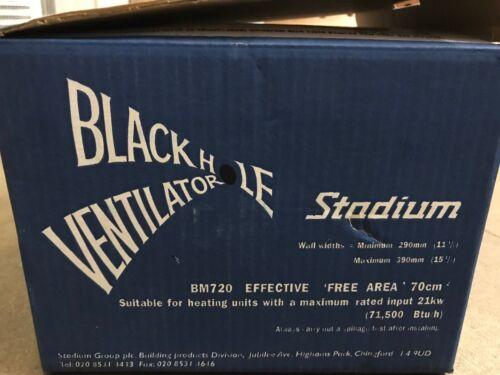 Trou Noir De Ventilation SET