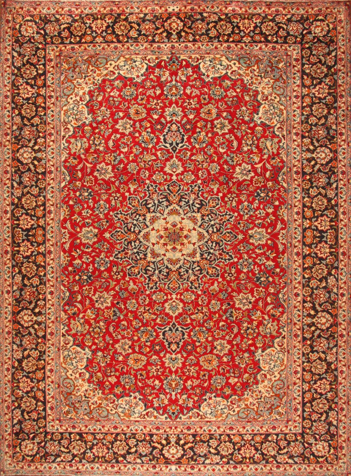 Orient alfombra verdadero hecha 3292 (400 x 295) cm top estado alfombra persa