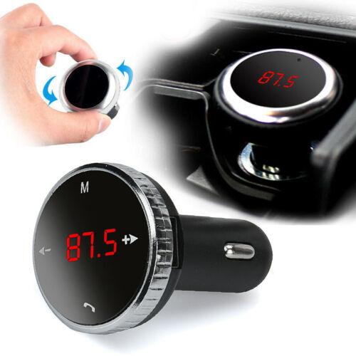 Wireless Bluetooth LCD FM Transmitter Modulator Car Kits MP3 Player Built in Mic