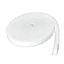 Usa Made Ceramic Fiber Blanket Strip 2300f 8lb 1x2x25 For Hvac Kiln Gasket