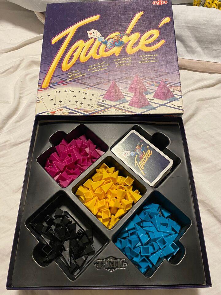 Touche, Familiespil, brætspil
