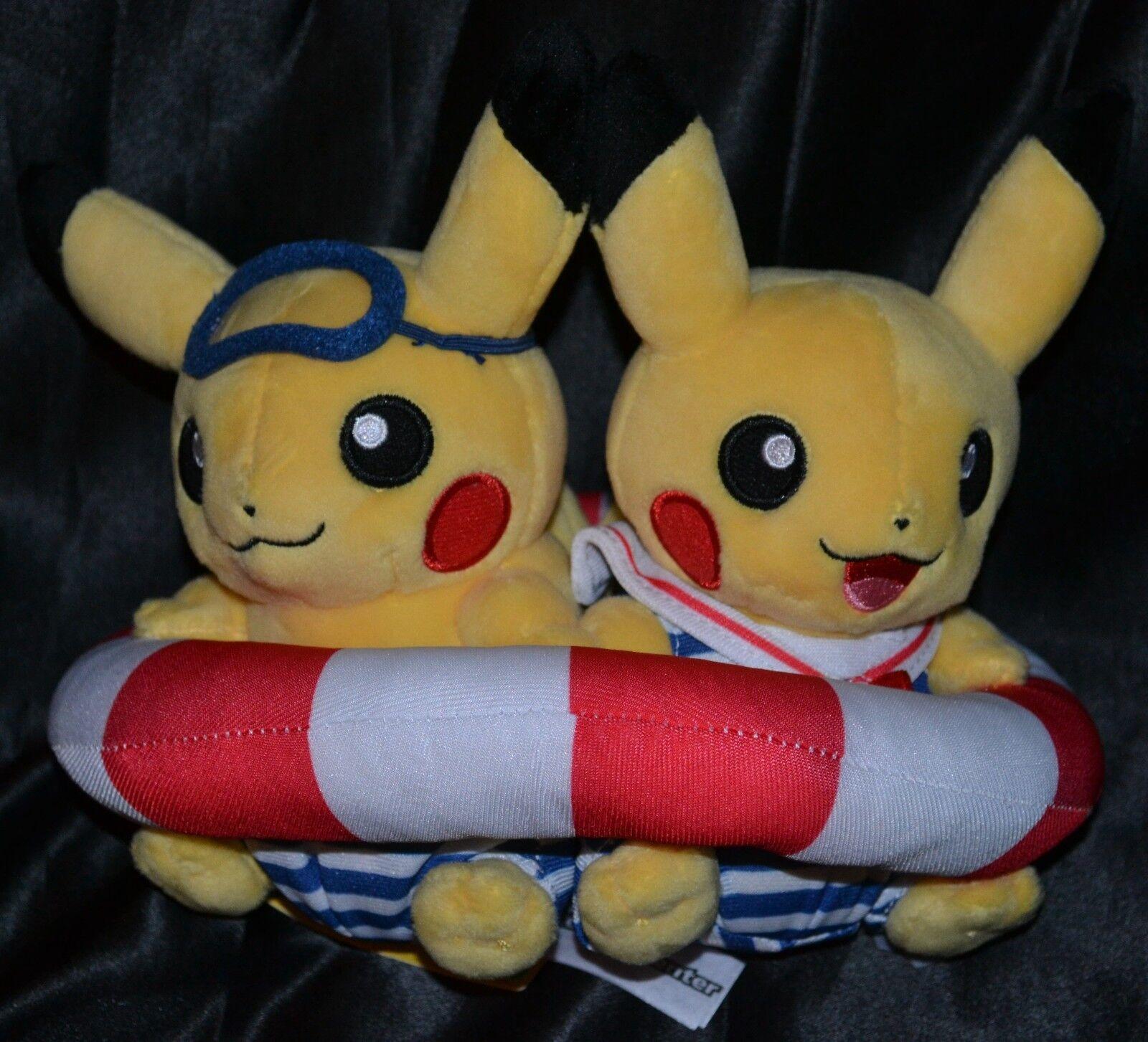 19.1cm Zusammen Pikachu Celebrations Matrose Marine Poké Plüsch Pokemon Center