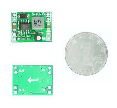 5* DC-DC 3A Converter Adjustable Step down Power Supply Modul replace LM2596