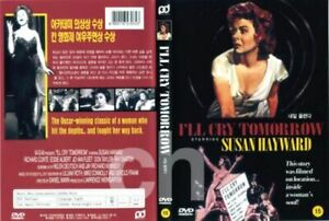I-039-ll-Cry-Tomorrow-1955-Susan-Hayward-Richard-UK-Compatible-Region-Free-DVD