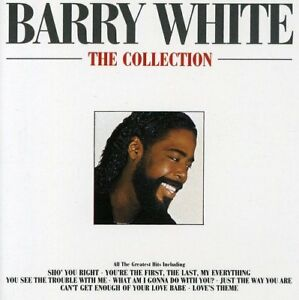 Barry White ~ The Collection ~ NEW CD Album ~ Very Best of  ~ Greatest Hits