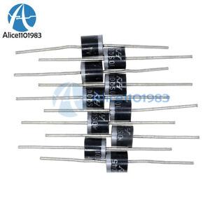 x20 1N5819 Schottky Rectifier Diode 1A 40V DO41 Arduino // AVR// Atmel