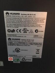 Huawei Quidway Ar 28-31 2-port 10/100 Câblé Routeur-afficher Le Titre D'origine Petit Profit