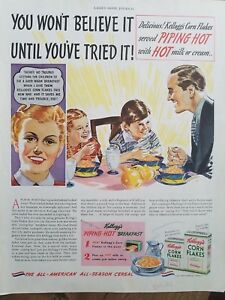 1939-WK-KELLOGGS-toasted-corn-flakes-cereal-piping-hot-milk-or-cream-ad