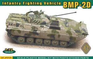 Ace 1/72 BMP-2D Infantry Fighting Vehicle # 72125