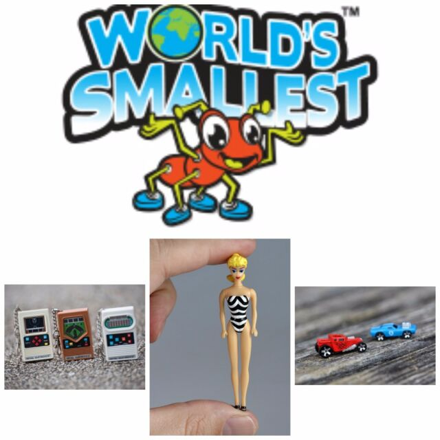 Hasbro World's Smallest Retro Toys Buy 1 Get 1 25% Off (Add 2 to Cart)