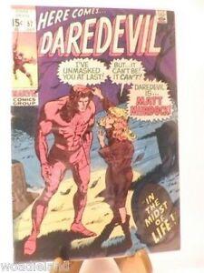 Daredevil-57-Marvel-comic-fine-to-very-fine-condition