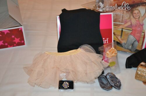 Ballet Outfit NEW in Box Retired American Girl Isabelle Performance Set