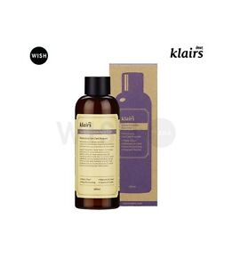KLAIRS-Supple-Preparation-Facial-Toner-180ml-Deep-hydration-balance-pH-level