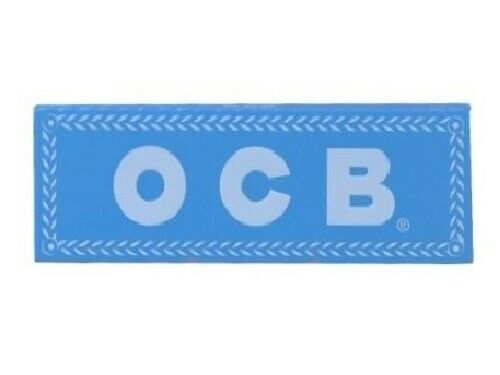 OCB Ciel Rolling Papers Blue Sky standard size 50 Sheets//Booklet pcs 1//10//25//50