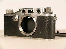 Leica IIIc K Chrome Camera Body
