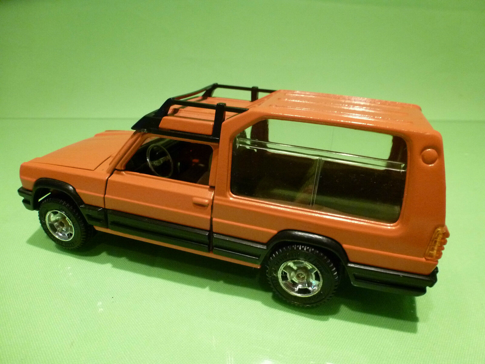 MEBETOYS 6747 6747 6747 MATRA SIMCA RANCHO - orange 1 25 - EXCELLENT CONDITION d52096