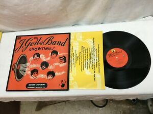 Vinyl Record Album THE J.GEILS BAND SHOWTIME! Free Shipping very good