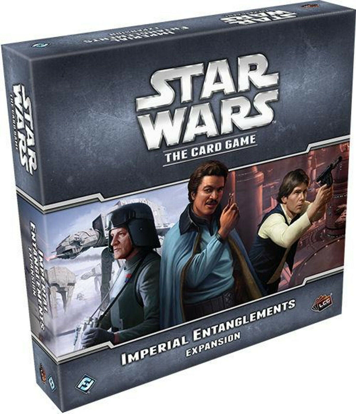 Star Wars LCG Imperial Entanglements Deluxe Expansion