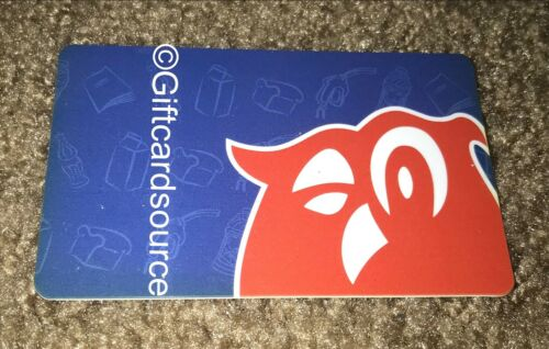 MACS MILK GIFT CARD OWL CONVENIENCE STORE NO VALUE COLLECTIBLE CANADA