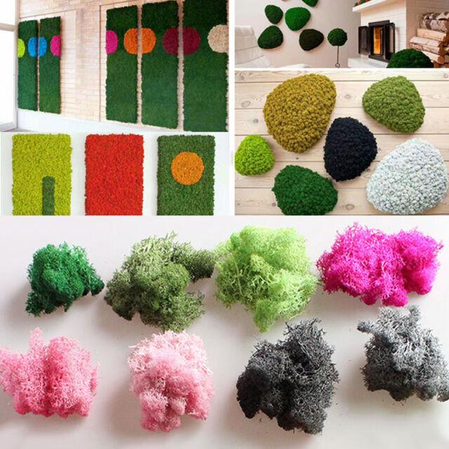 Artificial Plant Moss DIY Fake Plastic Flower Garden Micro Landscape Home Decor