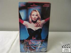 an inconvenient woman vhs jason robards rebecca de mornay