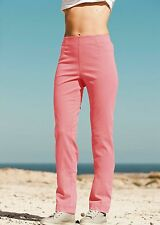 BPC Damen Schlupfhose Stretchhose Hose Stretch Gummibund rosa Gr. 40 961930