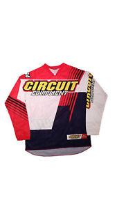 Maglia-motocross-Circuit-C84-colore-bianco-rosso-blu-enduro-moto-cross