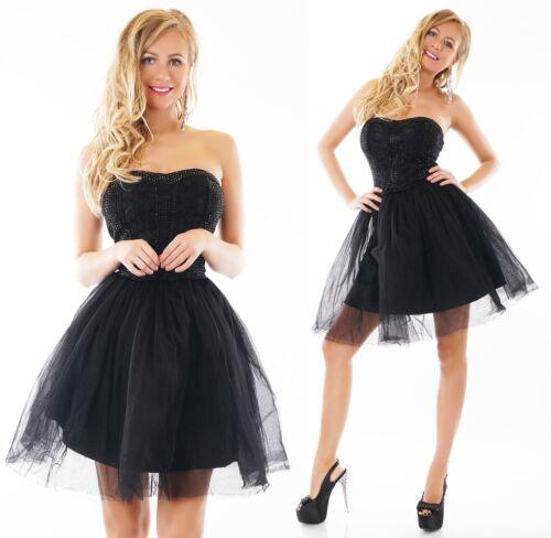Kleidung & Accessoires Kleider Petticoat Tüll Kleid ...