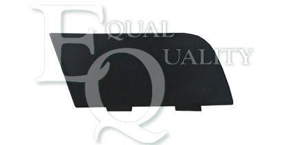 P3219 EQUAL QUALITY Ribalta Gancio traino anteriore AUDI A6 3.0 TFSI 4F2, C6
