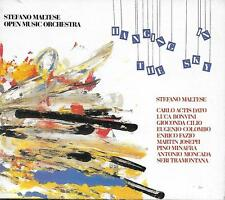 CD album: Stefano Maltese Open Music Orchestra: Hancing in the Sky. Splasch . A2