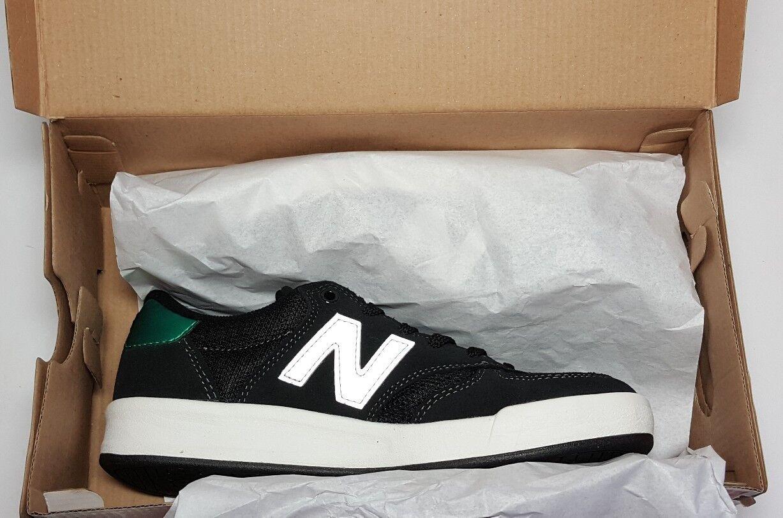 NEW NEW NEW BALANCE WOMEN'S WRT300GC SIZE 7 NEW BOX BLACK GREEN SILVER WHITE 43db4f
