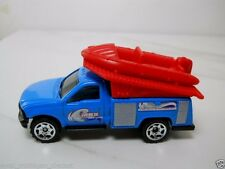Matchbox Ford F-Series Truck with Raft Boat  1/64 Scale   JC34