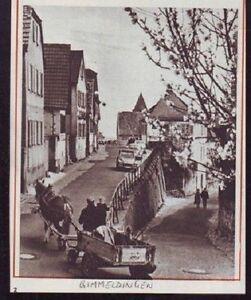 1976 -- VOITURE A CHEVAL A GIMMELDINGEN Z174 - France - 1976 -- VOITURE A CHEVAL A GIMMELDINGEN Z174 il ne s'agit pas d'une carte postale , mais d'un beau document paru dans la rare vie du rail, en 1976 le document GARANTI D'EPOQUE est en tres bon état et présenté sur carton d'encadrement format 14 - France