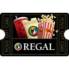 $10 / $25 Regal Entertainment Gift Card - Mail Delivery