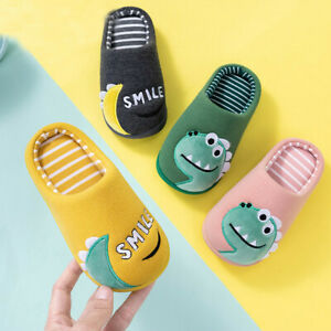 2-12T-Toddler-Baby-Boy-Girl-Little-Kids-Shoes-Warm-Cute-Animal-Kid-Home-Slippers