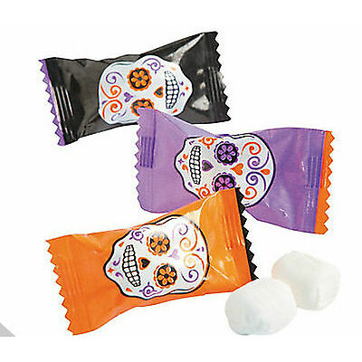 day of the dead mexican halloween  ~4 x buttermint sweets