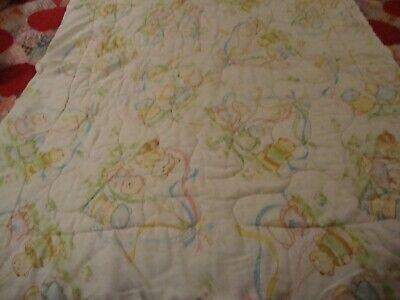 Quilt 1970 S Care Bears Baby Blanket