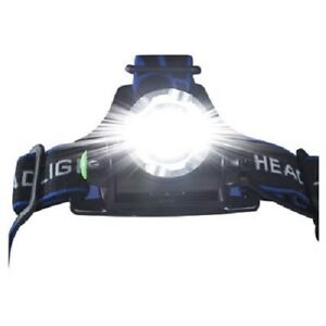 Bell + Howell TacLamp Military Grade High Performance Tactical Headlamp - Black!