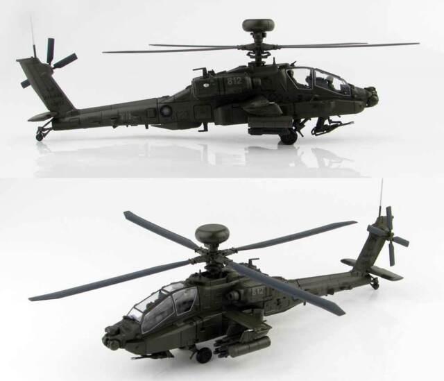 Hobby Master HH1207 1//72 Boeing AH-64E Apache Guardian 31601 ROK Army