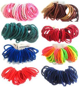 100-5000-Endless-Snag-Free-Bobbles-Girls-Hair-Accessory-Hair-Bands-Elastics-LOT