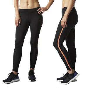 e96eabc6663 Image is loading adidas-Womens-Response-Long-Gym-Leggings-Tight-Running-