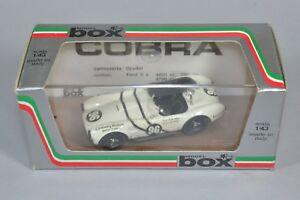 SHELBY-COBRA-BOX-1-43-VINTAGE